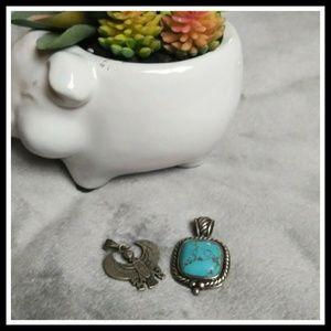 Jewelry - Sterling silver pendants